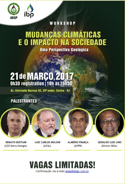 abgp workshop mudancas climaticas 2017